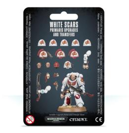 White Scars Primaris Upgrades & Transfers
