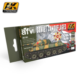 Soviet Camouflages Set