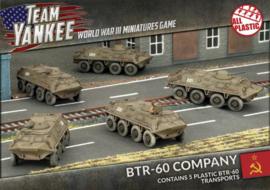 BTR-60 Transport Platoon (Plastic)