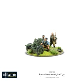 French Resistance light anti-tank gun