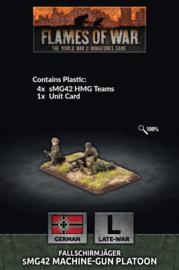 Fallschirmjager HMG Platoon