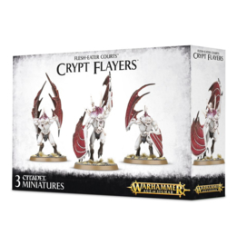 Crypt Flayers / Crypt Horrors / Vargheists
