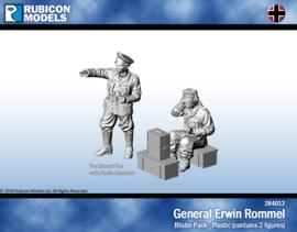 General Erwin Rommel (PLASTIC)