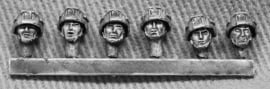 Russian Heads with Helmets (RUS08)