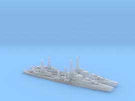 British Tribal - Destroyer - 1:1800