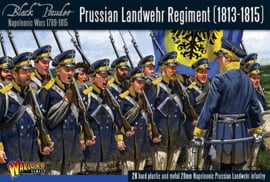 Prussian Landwehr regiment 1813-1815