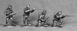German Riflemen Firing/Loading (GER11)