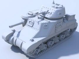 M3 Grant - 1/48 Scale
