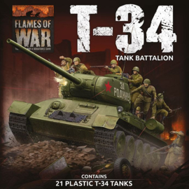 T-34 Battalion Army Deal