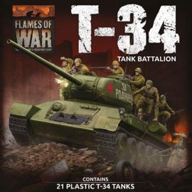 PRE ORDER: T-34 Battalion Army Deal