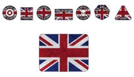 British Token Set (New set)