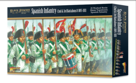 PRE ORDER: Spanish Infantery (2nd Battalion) 1805-1811