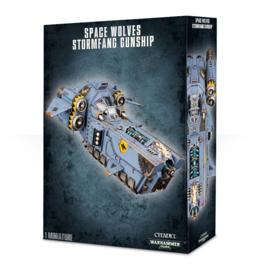 Stormfang Gunship / Stormwolf Assault Craft