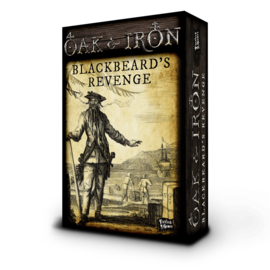 Oak & Iron Blackbeard's Revenge