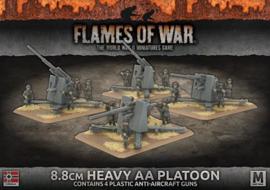 8.8cm Heavy AA Platoon (Plastic)