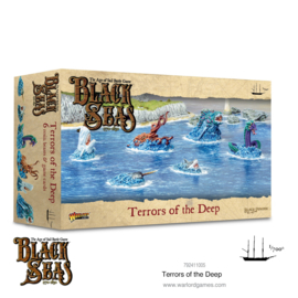 PRE ORDER: Terrors of the Deep