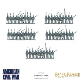 Pre-order: American Civil War Command strips