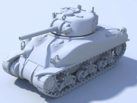 M4A1 Sherman - 1/56 Scale