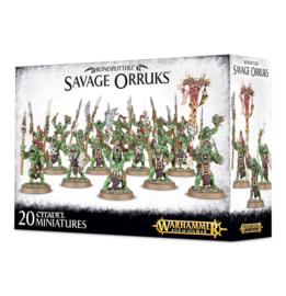 Savage Orruks / Morboys / Arrowboys