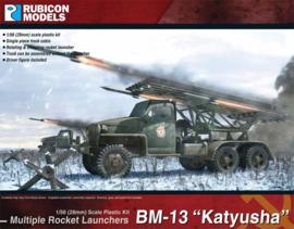 """BM-13N """"Katyusha"""" Rocket Launcher"""