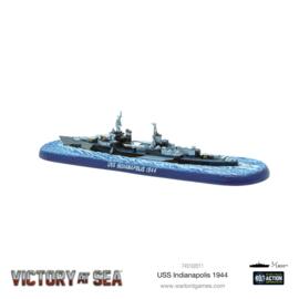 USS Indianapolis 1944