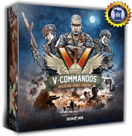 V-Commandos Base game