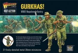 Gurkhas!