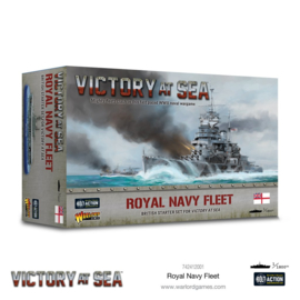 PRE ORDER: Victory at Sea Royal Navy fleet
