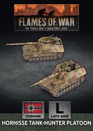 Pre-order: Hornisse Tank-Hunter Platoon