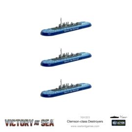 Clemson-class destroyers