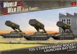 PRE ORDER: TOS-1 Thermobaric Rocket Launcher Battery