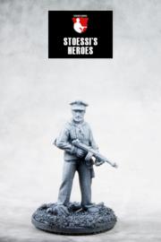 British Army Lieutenant Colonel – Paddy Mayne