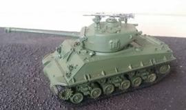 M4A3E8 Sherman - 1/48 Scale