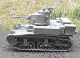 M3 Stuart - 1/56 Scale