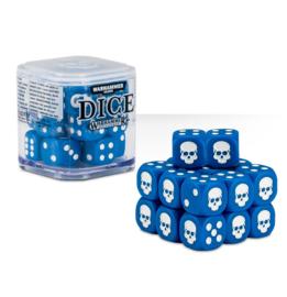 Dice Cube - Blue