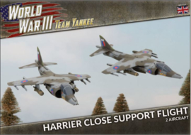 PRE ORDER: Harrier Close Air Support Flight (Plastic)