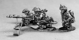 Late War Brits Vickers MMG Team (LB11)