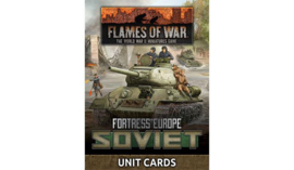 Fortress Europe: Soviet Unit Cards