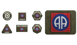 82nd Airborne Division Tokens and Objectives