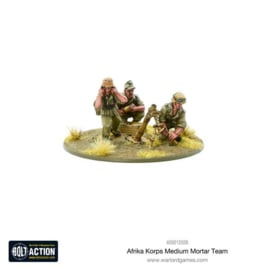 Afrika Korps Medium Mortar Team