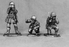 US Army Anti-Tank Gun Crew (GI13)