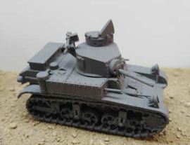 M3A1 Stuart Mid Production - 1/56 Scale
