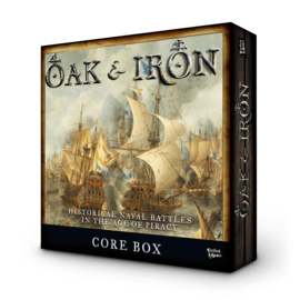 Oak & Iron Corebox