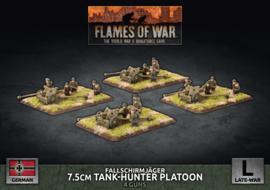 Fallschirmjäger 7.5cm Tank Hunter Platoon