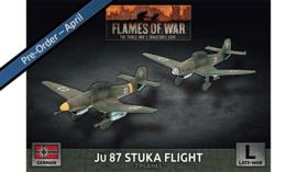 Pre-order: JU 87 Stuka Flight