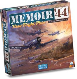 Memoir '44 New Flight Plan LAATSTE!