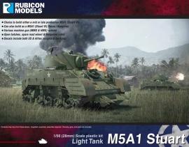 M5A1 Stuart / M5A1 Recce