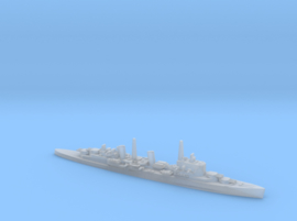 HMS Belfast - Cruiser - 1:1800