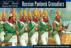 Pavlovsk Grenadier Regiment 1789-1815