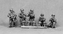 Bundeswehr Heads with Old Version Helmets (BUNDE9)
